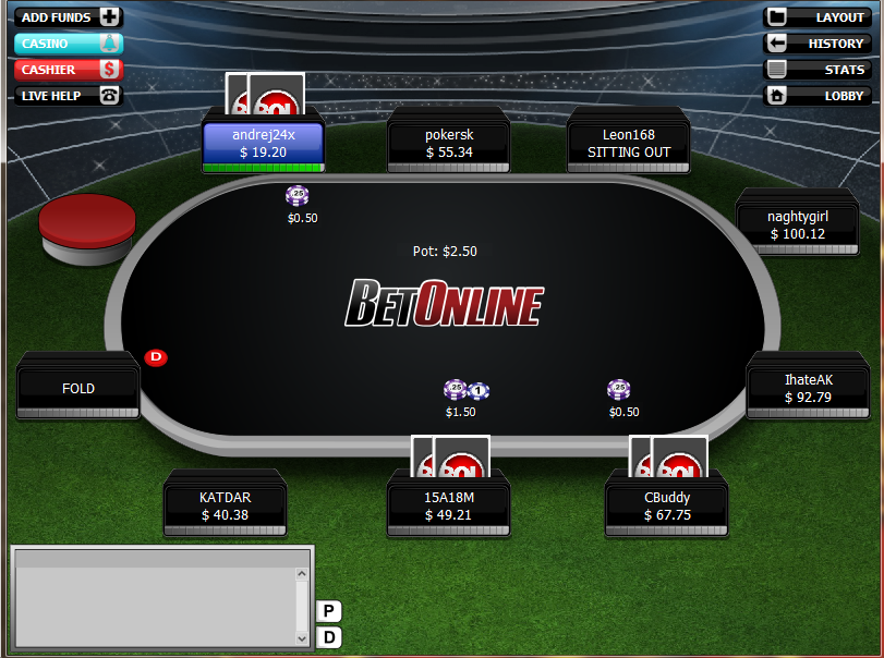 Bitcoin gambling website betonline poker