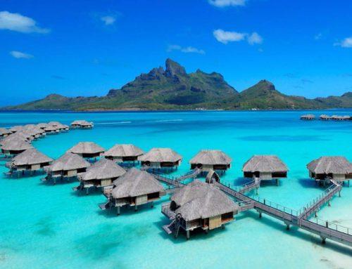 Win a trip to beautiful Bora Bora