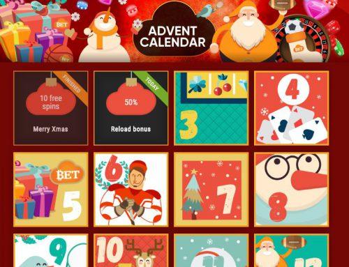 The Cloudbet 2018 Advent Calendar Promotion