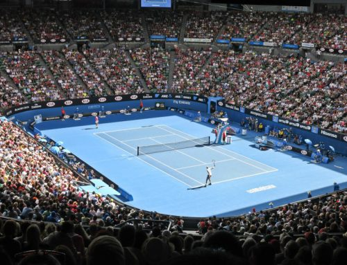 Free Australian Open live streaming at Cloudbet