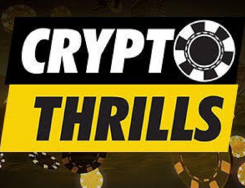 Live dealer now available at CryptoThrills