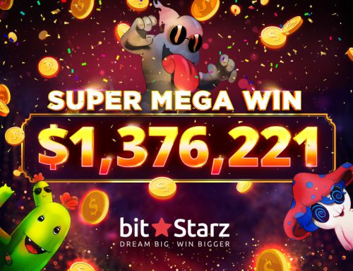 BitStarz player wins $1.35 Million