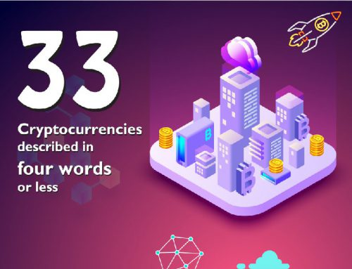 33 cryptocurrencies in 4 words or less