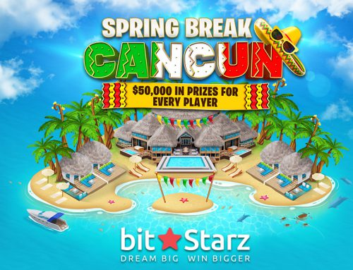 Spring Break Cancun is your ticket to €50,000 and a luxury Mexico vacation!