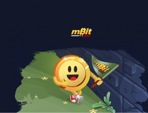 mBitcasino adds fiat currency