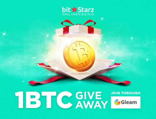 BitStarz Free Bitcoin Giveaway is Back – Win a Share of 1 BTC!