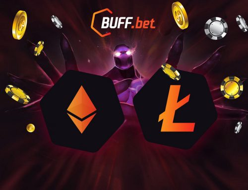 BUFF.bet welcomes Ether and Litecoin enthusiasts through its upgraded crypto solution