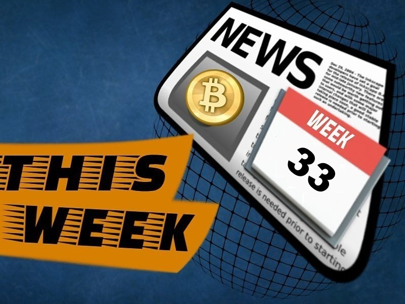 Crypto news week 33