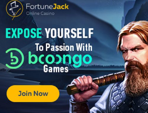 FortuneJack adds games provider Booongo