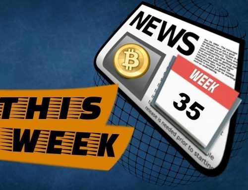 Crypto news update: week 35 2019