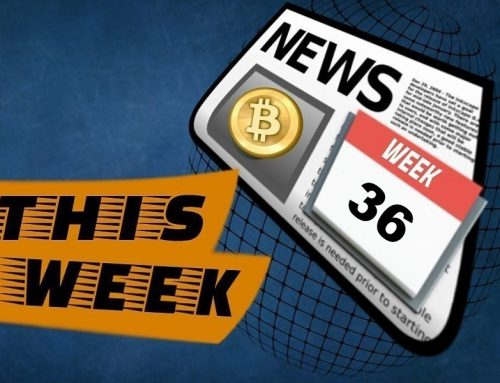 Crypto news update: week 36 2019