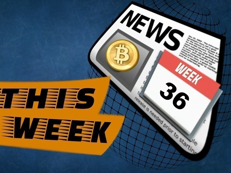 Crypto news week 36