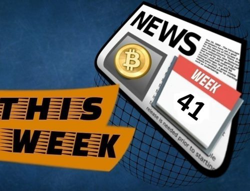 Crypto news update: week 41 2019