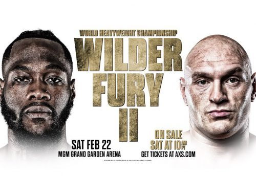 Boxing Bitcoin Betting: Deontay Wilder v Tyson Fury 2 Preview