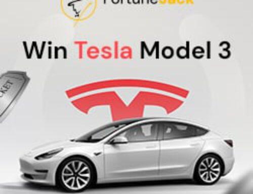 FortuneJack Presents: Tesla Giveaway!